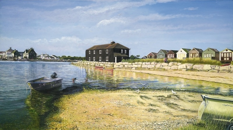 The Black House - Mudeford