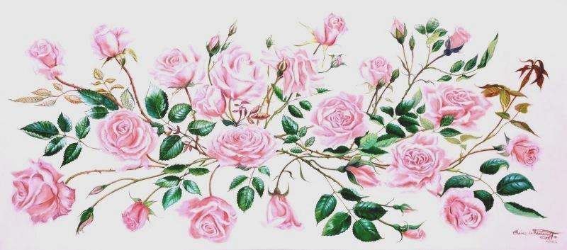 Cascade of Roses