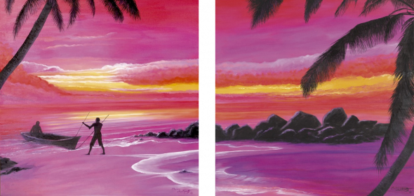 Distant Dreams (split)