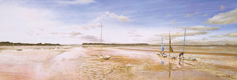 Low Tide at Sandbanks