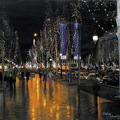 Champs-Elysées (Paris by Night collection)