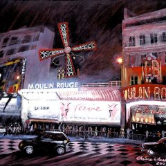 Moulin Rouge (Paris by Night collection)