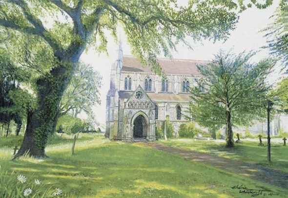 St. Peter's Church, Parkstone