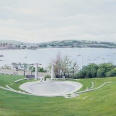 Swanage-View from Prince Albert Gardens