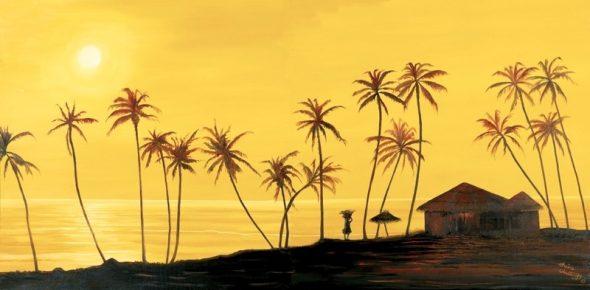 Tropics at Dusk